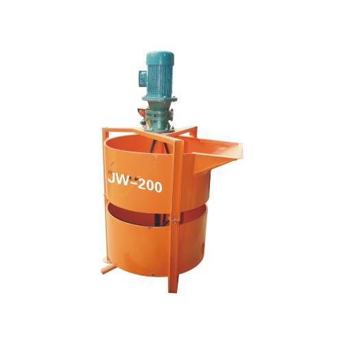 JW—200二次搅拌机