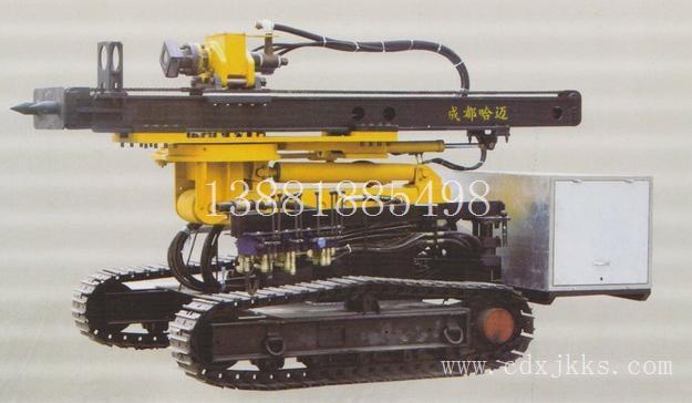YXZ-90B履带锚固钻机